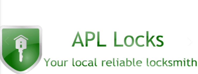APL Locks Locksmith Logo