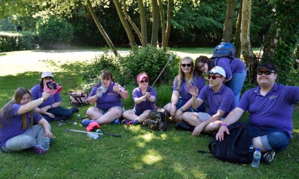 Frimhurst team photo